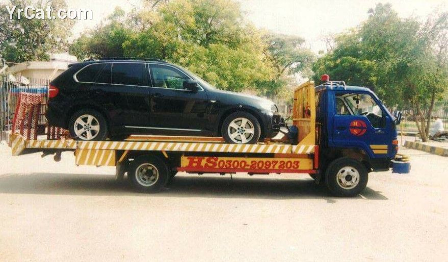 HS Car Towing Services | Towing in Karachi City